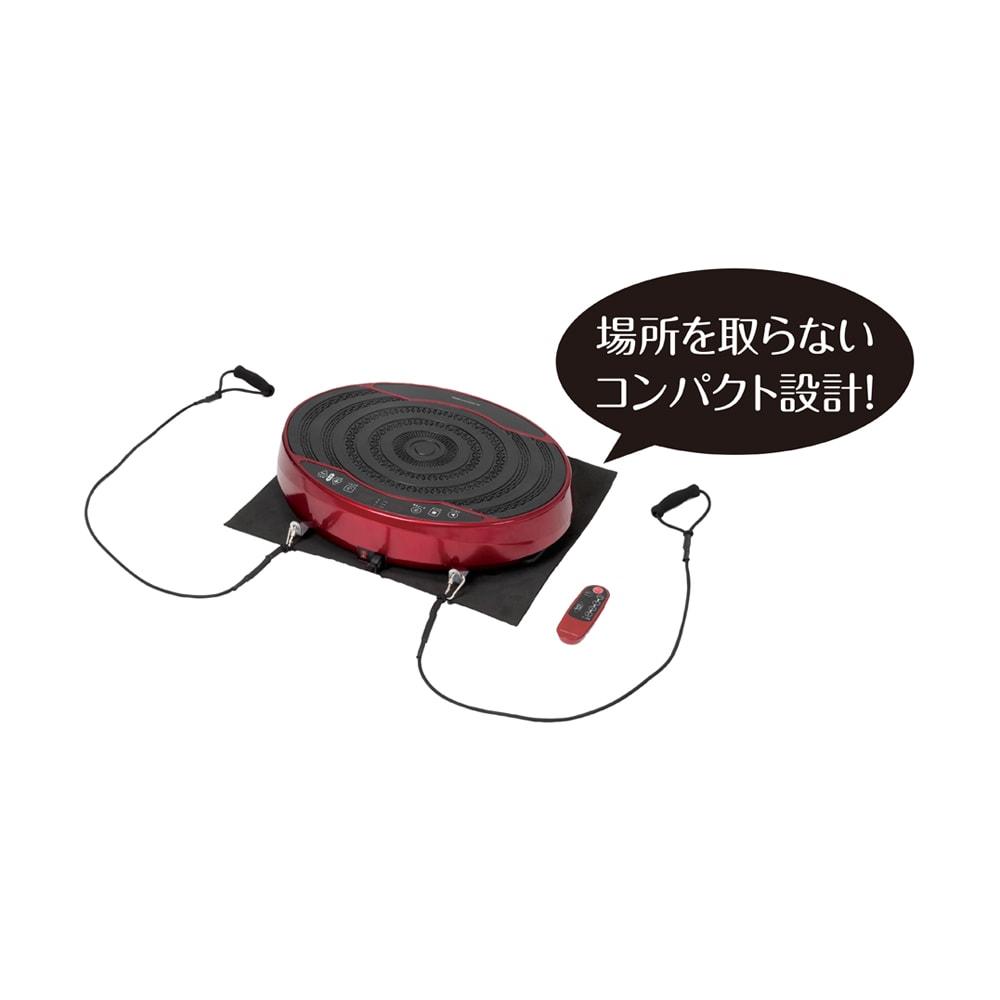 振動マシン バランスウェーブミニ  ALINCO(アルインコ)