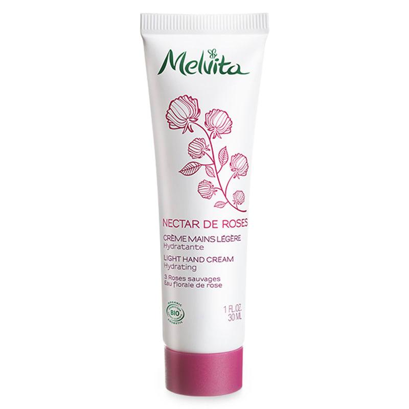 Melvita/メルヴィータ ローズタッチオイル&ハンドケアセット ネクターデローズ ハンドクリーム