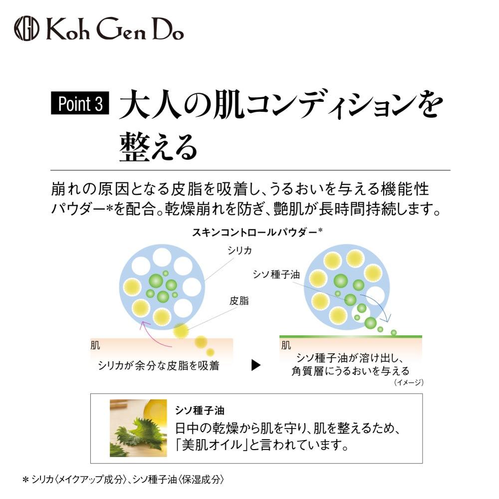 江原道 モイスチャー ファンデーション 20g
