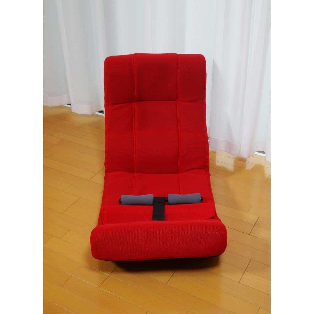 ピュアフィット 快適ソファー座椅子 らくらく腹筋生活DX