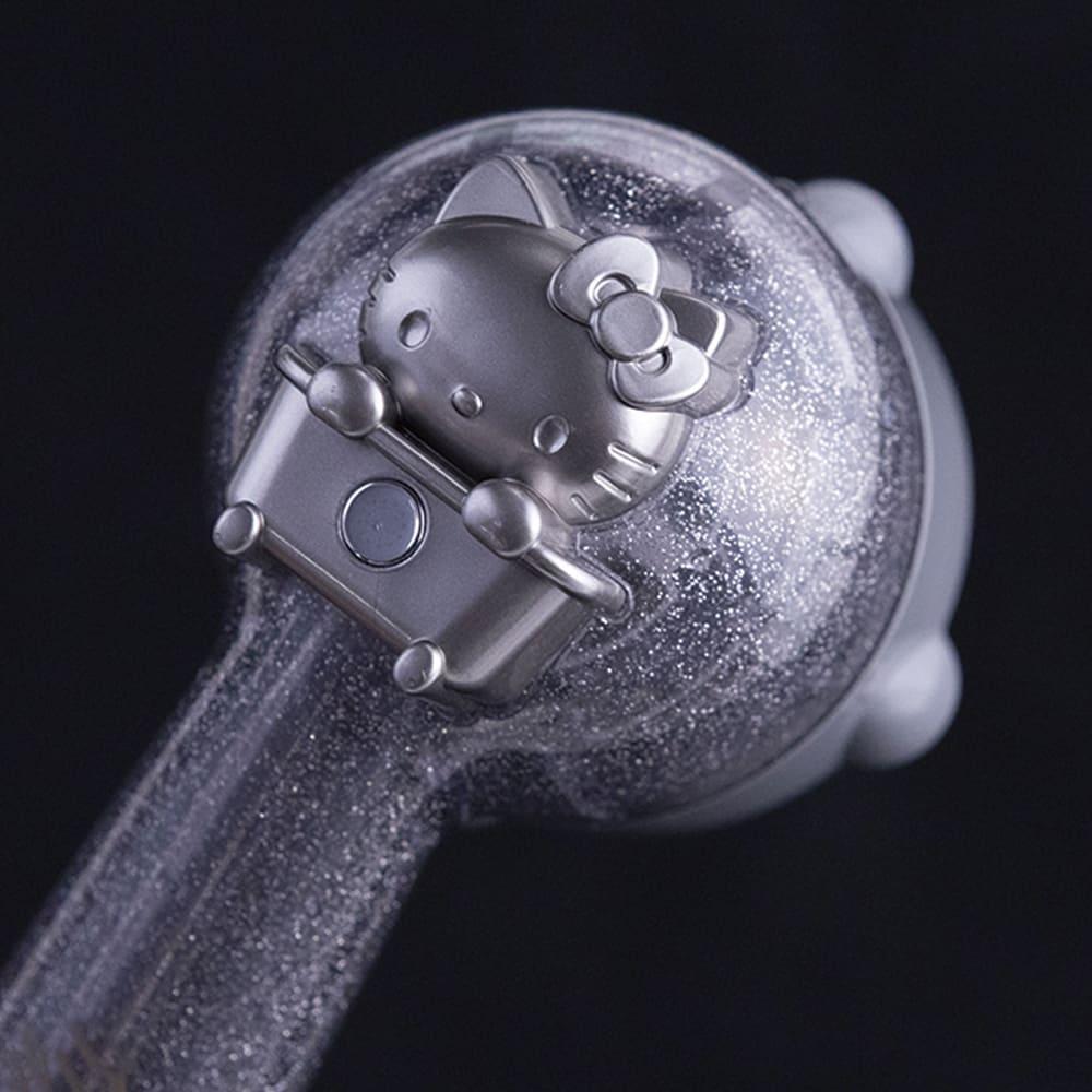 ミラブルプラス ハローキティ バージョン シャワーヘッドには可愛いキティのデザインが!