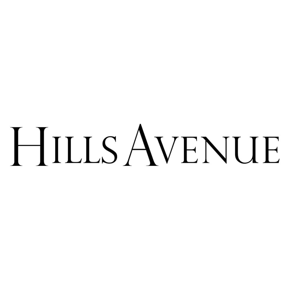 HILLS AVENUE/ヒルズアヴェニュー ラム革デザインパンプス HILLS AVENUE/ヒルズアヴェニュー