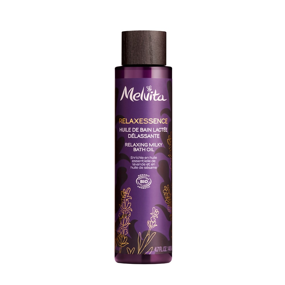 Melvita/メルヴィータ リラクセサンス バスオイル 140ml
