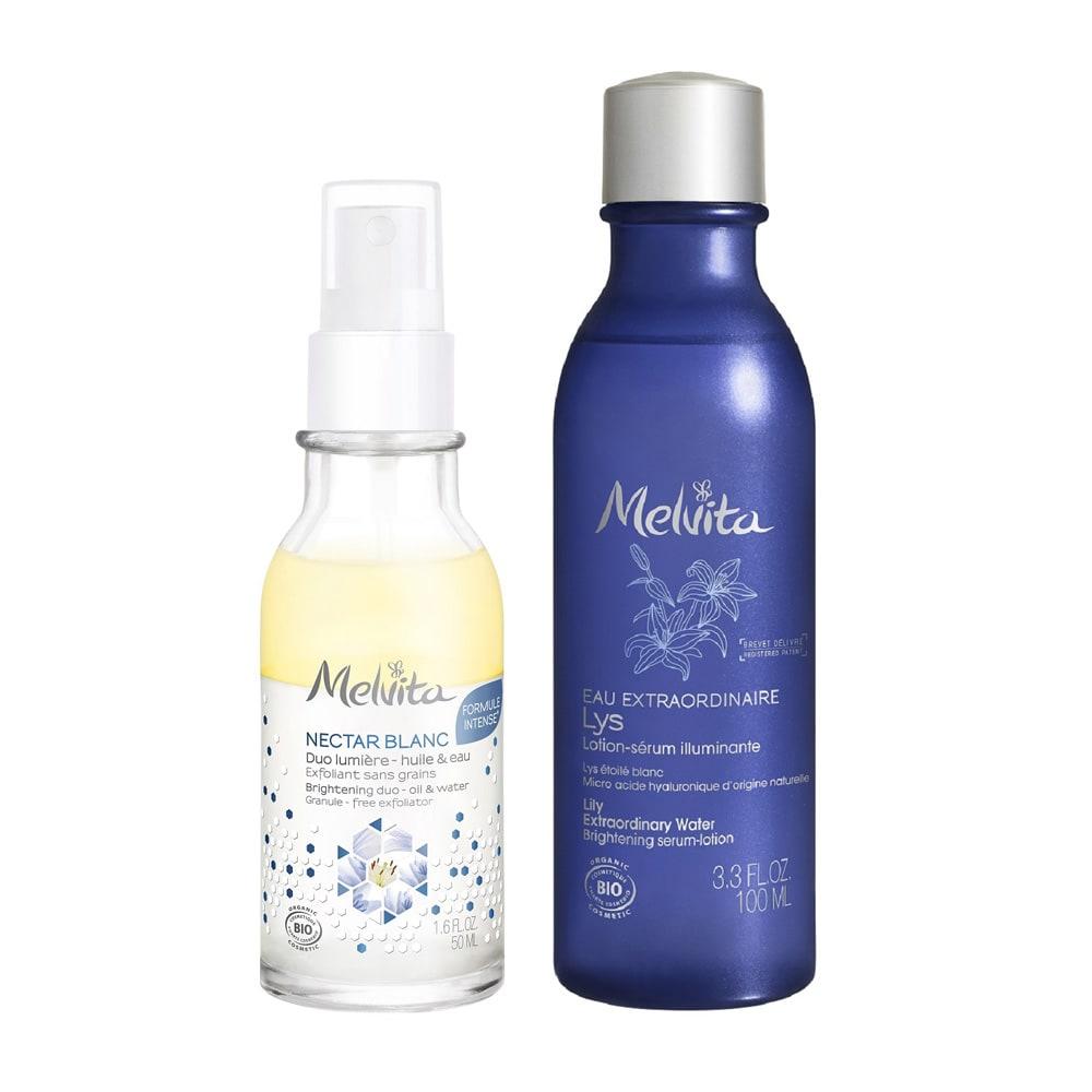 Melvita/メルヴィータ 光の透明感 クリアセット