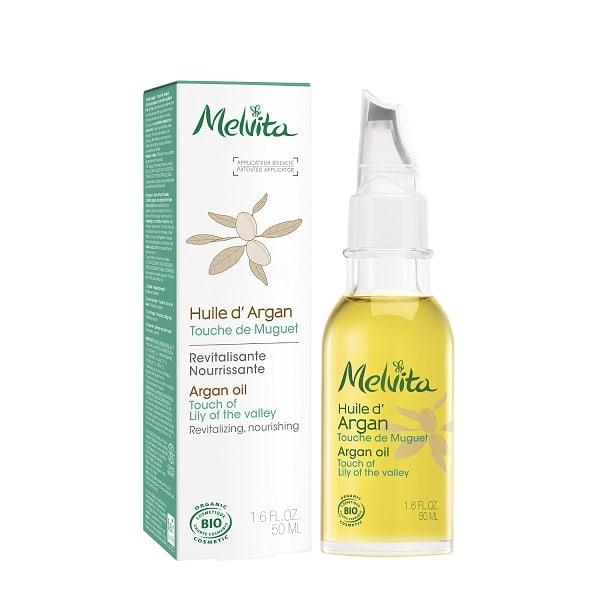 Melvita/メルヴィータ ビオオイル アルガンオイル リリーオブザバレー 50ml 美容液・マッサージクリーム