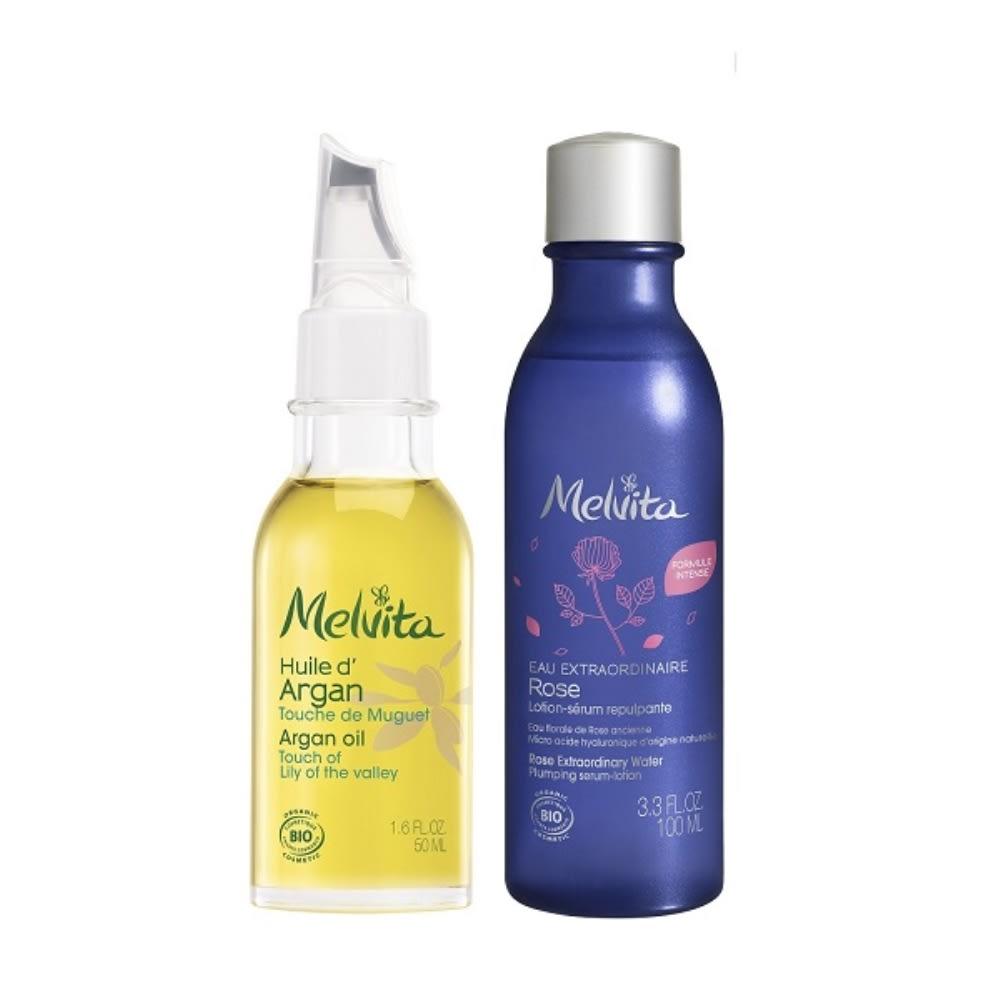 Melvita/メルヴィータ 化粧水ごくごく肌セットリリー