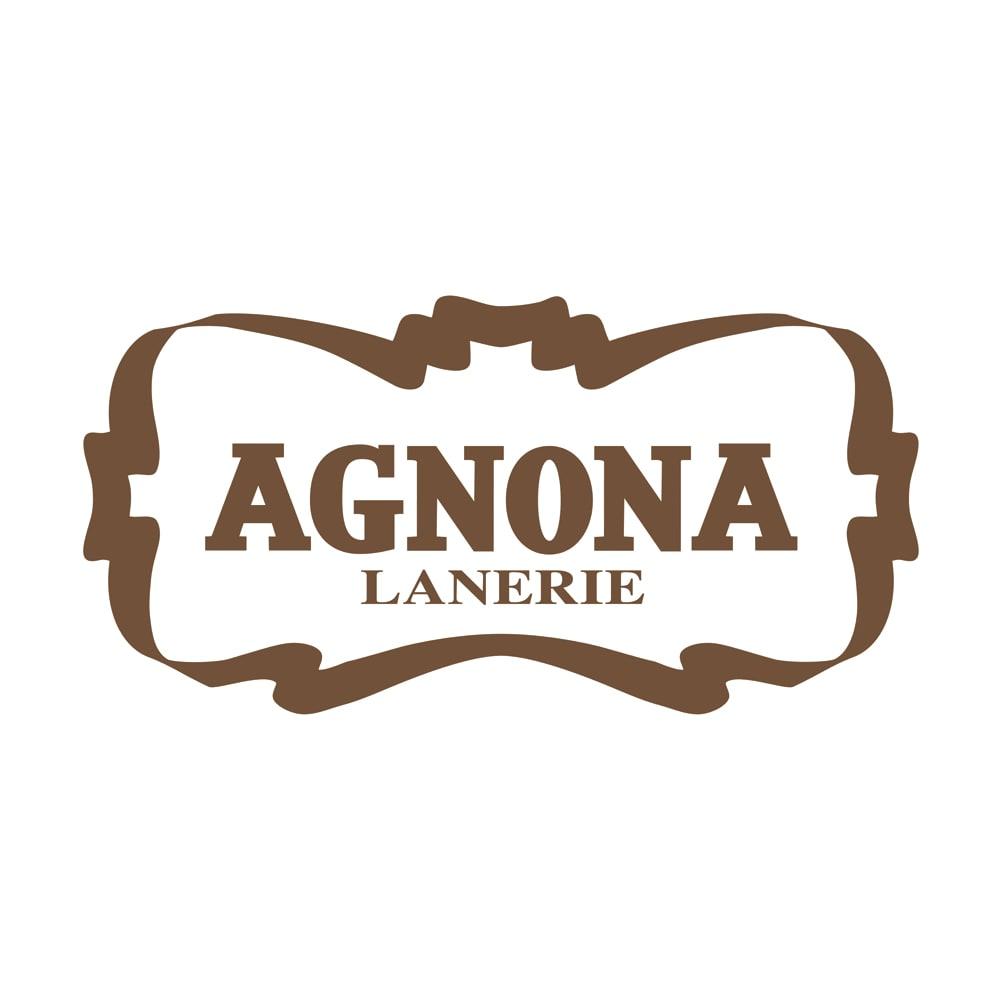 AGNONA/アニオナ カシミヤシルク シャツワンピース