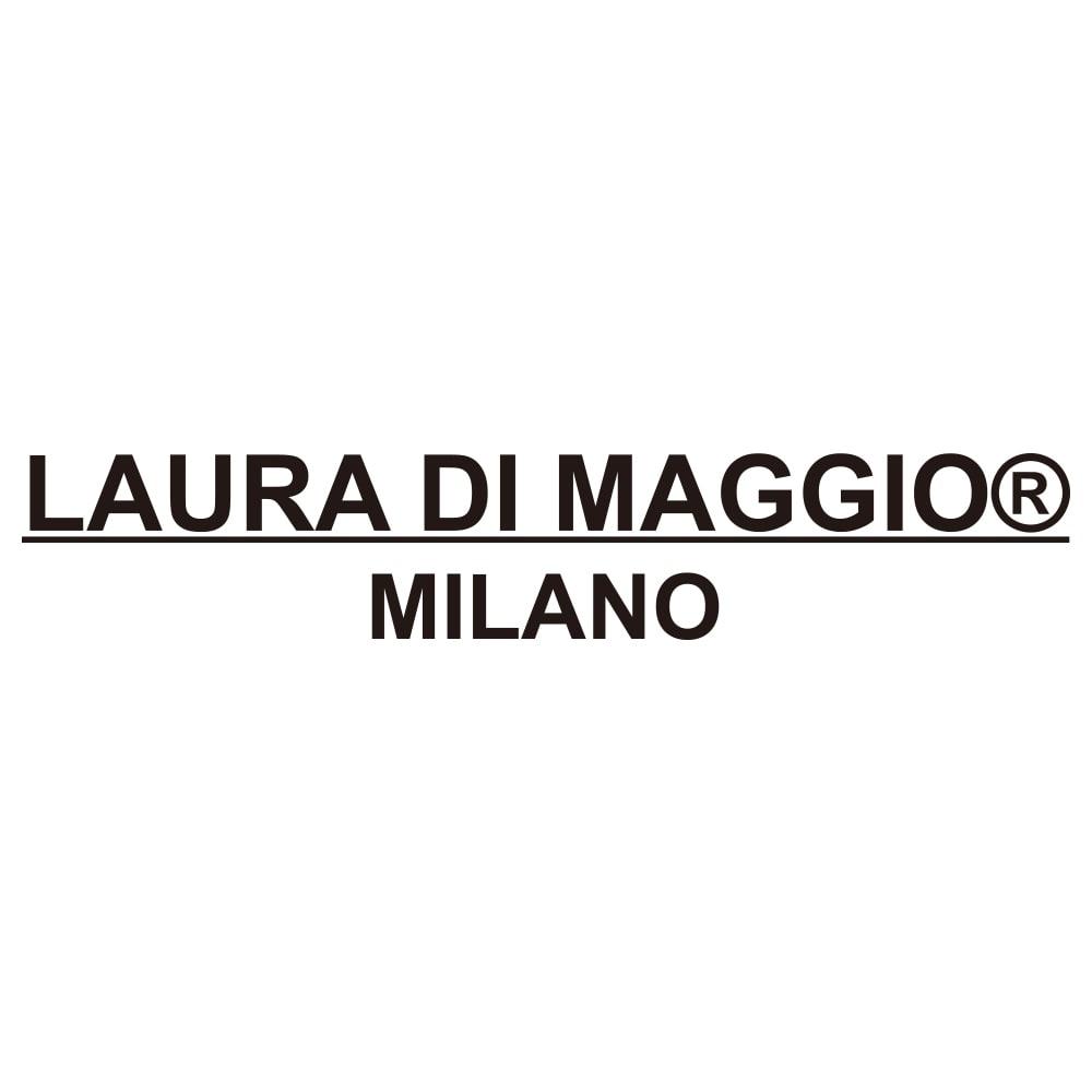 LAURA DI MAGGIO(R)/ラウラ ディ マッジオ 素材コンビ 2WAY バッグ(イタリア製)