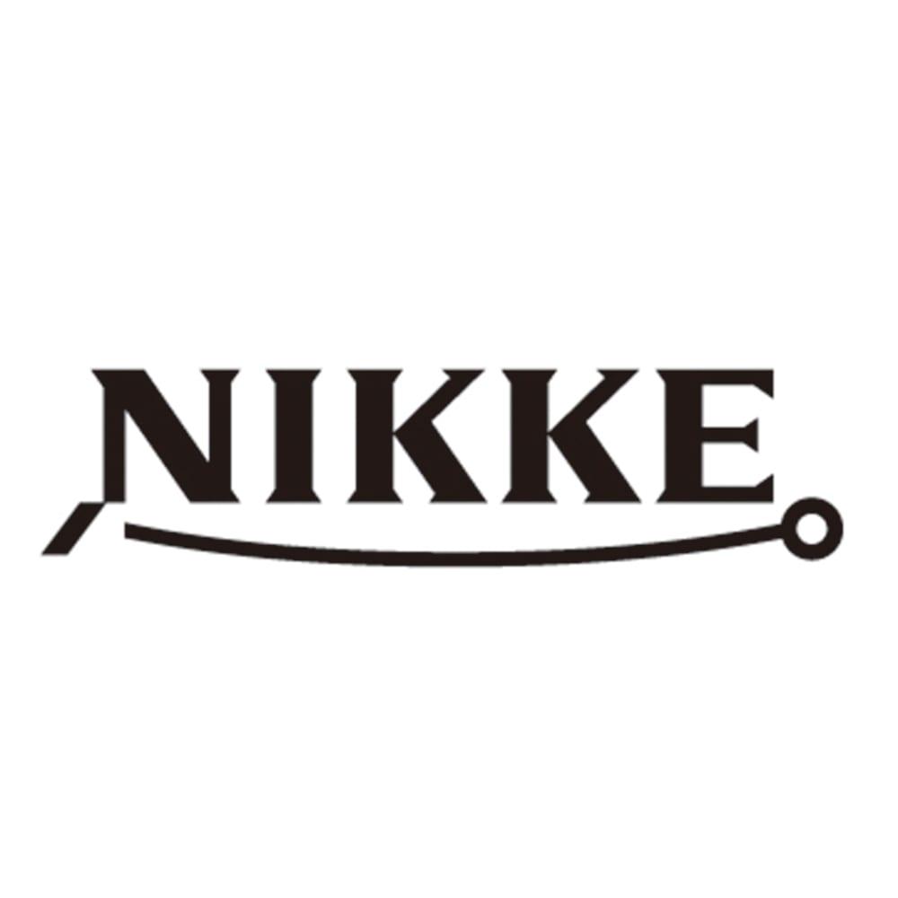 【股下丈72cm】 「NIKKE」 マフ クレープジョーゼット セミワイドパンツ