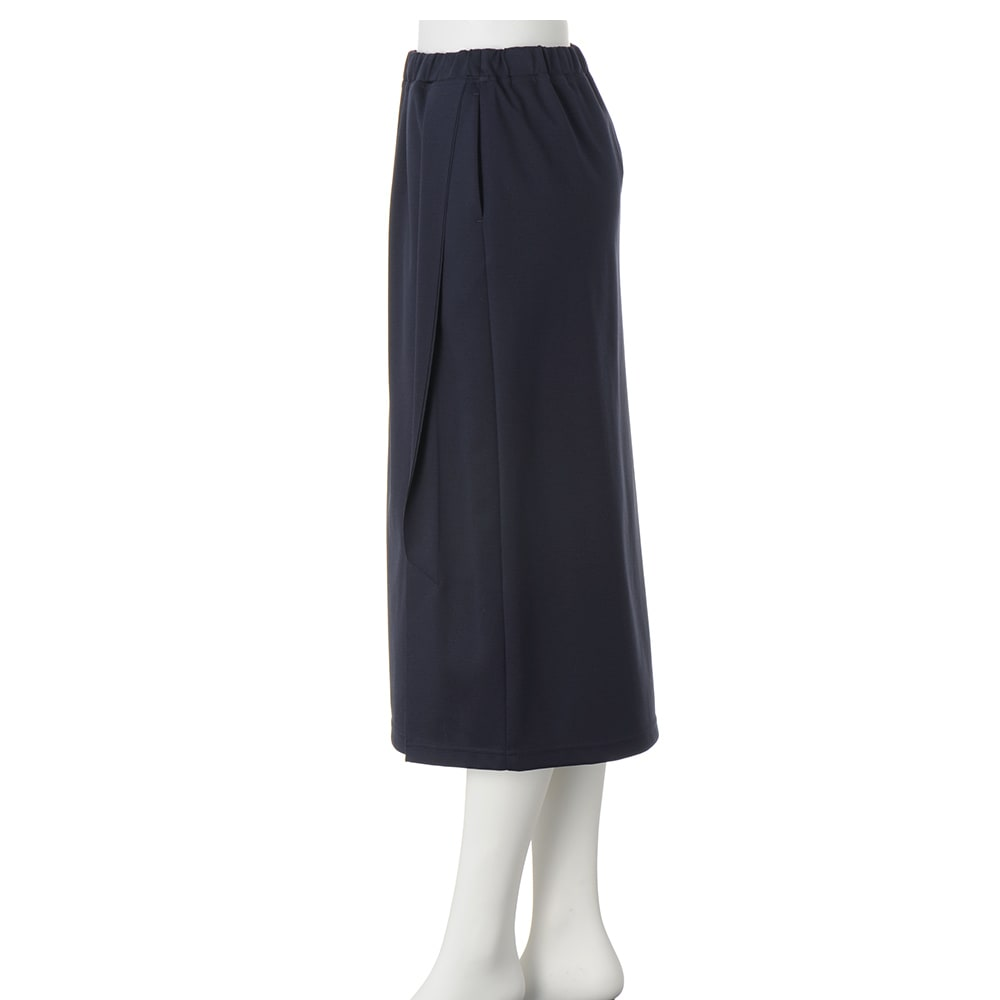 「NIKKE」 ハイゲージスムースジャージー ロングスカート