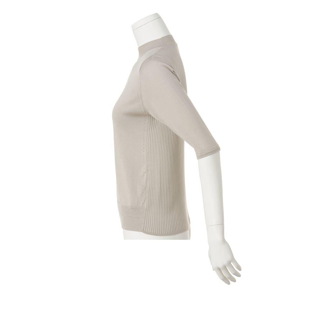 MAYUCA(R) シルクニット Tシャツ