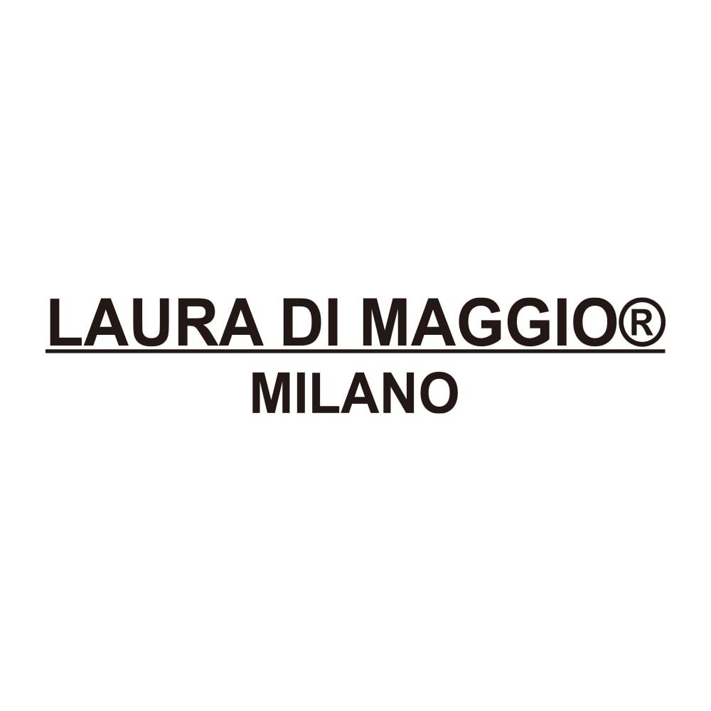 LAURA DI MAGGIO(R)/ラウラ ディ マッジオ パンチング 2WAY バッグ(イタリア製)