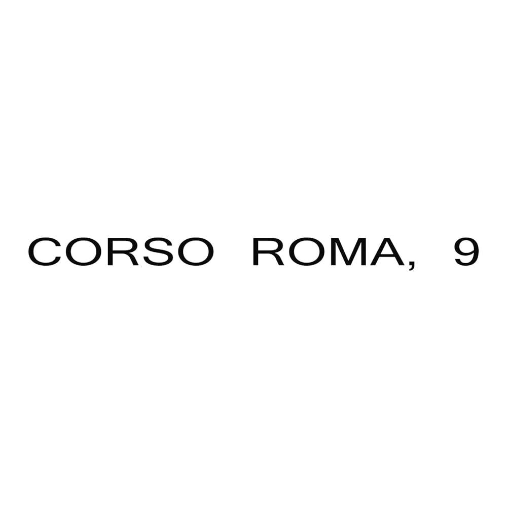 CORSO ROMA,9/コルソローマ ノーヴェ サイドゴア ハイカットスニーカー(イタリア製)