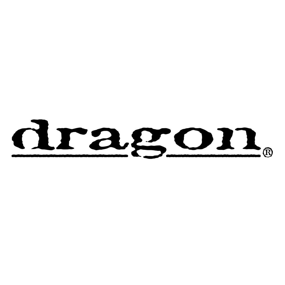 dragon/ドラゴン レザー メッシュ トートバッグ