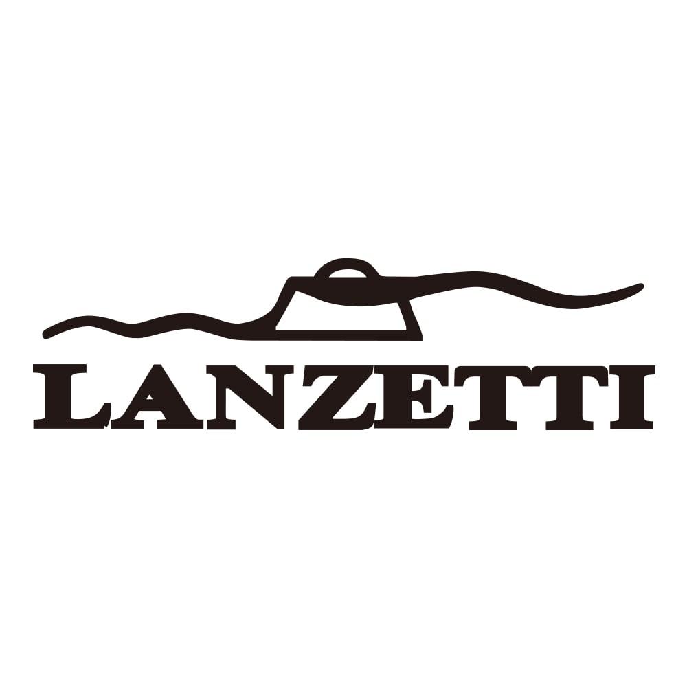 LANZETTI/ランゼッティ フォックスファー ポシェット(イタリア製)