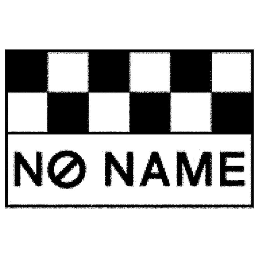 NO NAME/ノーネーム カラーコンビ 厚底スニーカー
