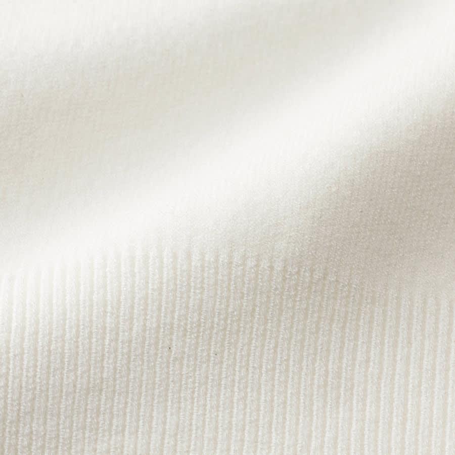 スムース編みパフスリーブプルオーバー Detail