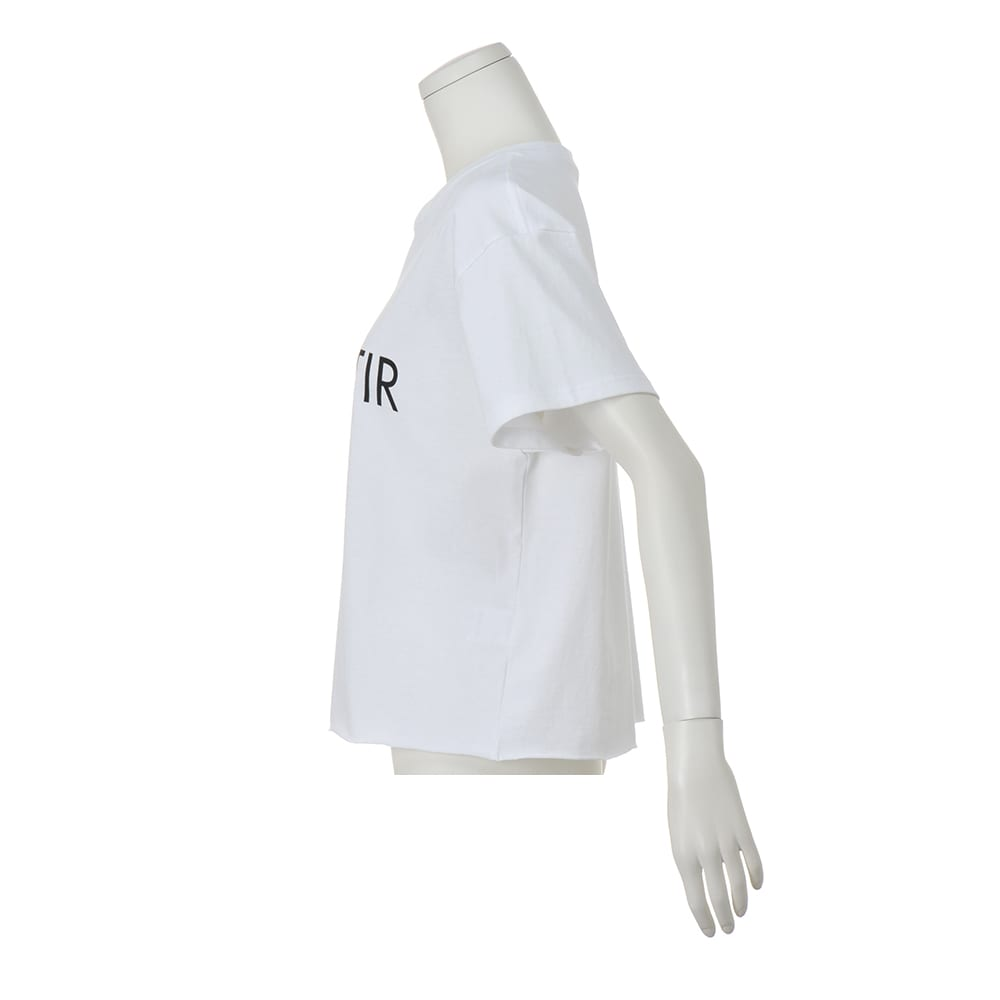 SETENS/セテンス ロゴプリントTシャツ