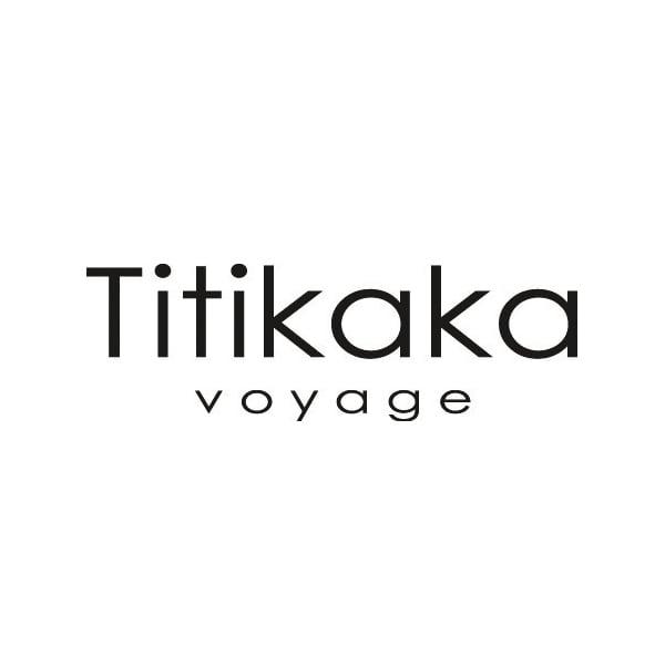 Titikaka/チチカカ ニット使いスニーカー
