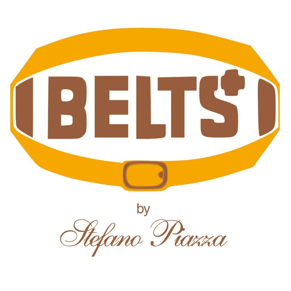 BELTS/ベルツ 編み込みメッシュベルト