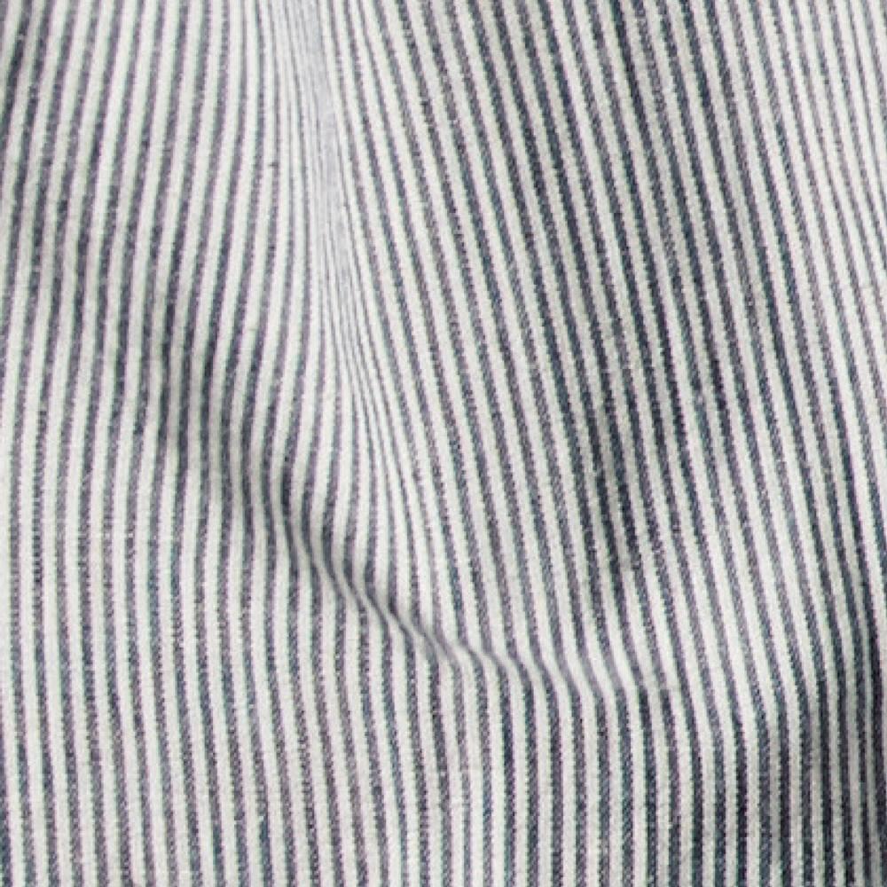 SCENE(R) 7DAYS ジャパンメイドシャツシリーズ ミニギンガム 洗いざらしで決まる素材 ラフな雰囲気で、洗いざらしでも着られる素材を厳選。
