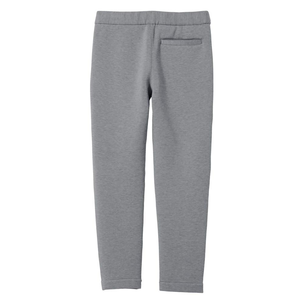 スポーティセットアップシリーズ パンツ Back Style ウエストゴムでラクなはき心地。バックポケット付きなので、ちょっとした外出に便利です。