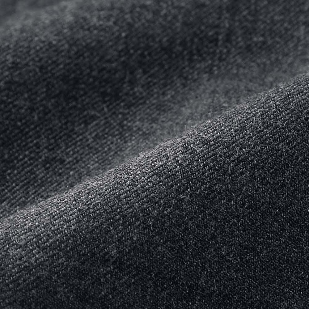「EMINENT(R)」 ウォッシャブル スラックス 細番手のウールとポリエステルのミックスブレンド。ストレッチ性が高く、洗濯もできます。