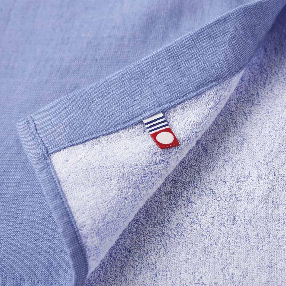 SCENE(R)/シーン 今治タオルシャツ(日本製) 今治のネームタグ