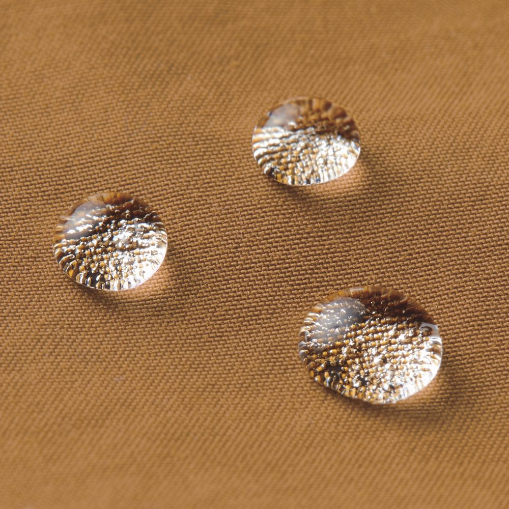 「Breathatec(R)」 透湿防水ライナー付きモッズコート 中の湿気は逃がしつつ、外からは水を浸透させないという特性を持つ高機能性素材。