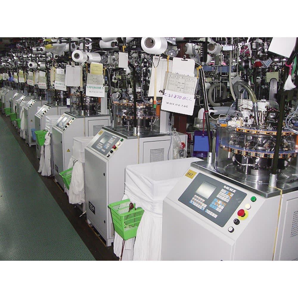 ドクタートレーニング 着るストレッチインナー 信頼の日本縫製工場で製造 長年縫製にこだわり続けてきた老舗メーカーの日本の技を結集。