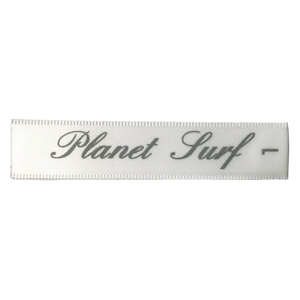 PLANET SURF/プラネットサーフ UV&DRYチュニックシャツ 消臭・抗菌 ブランドのタグに消臭抗菌効果あり。