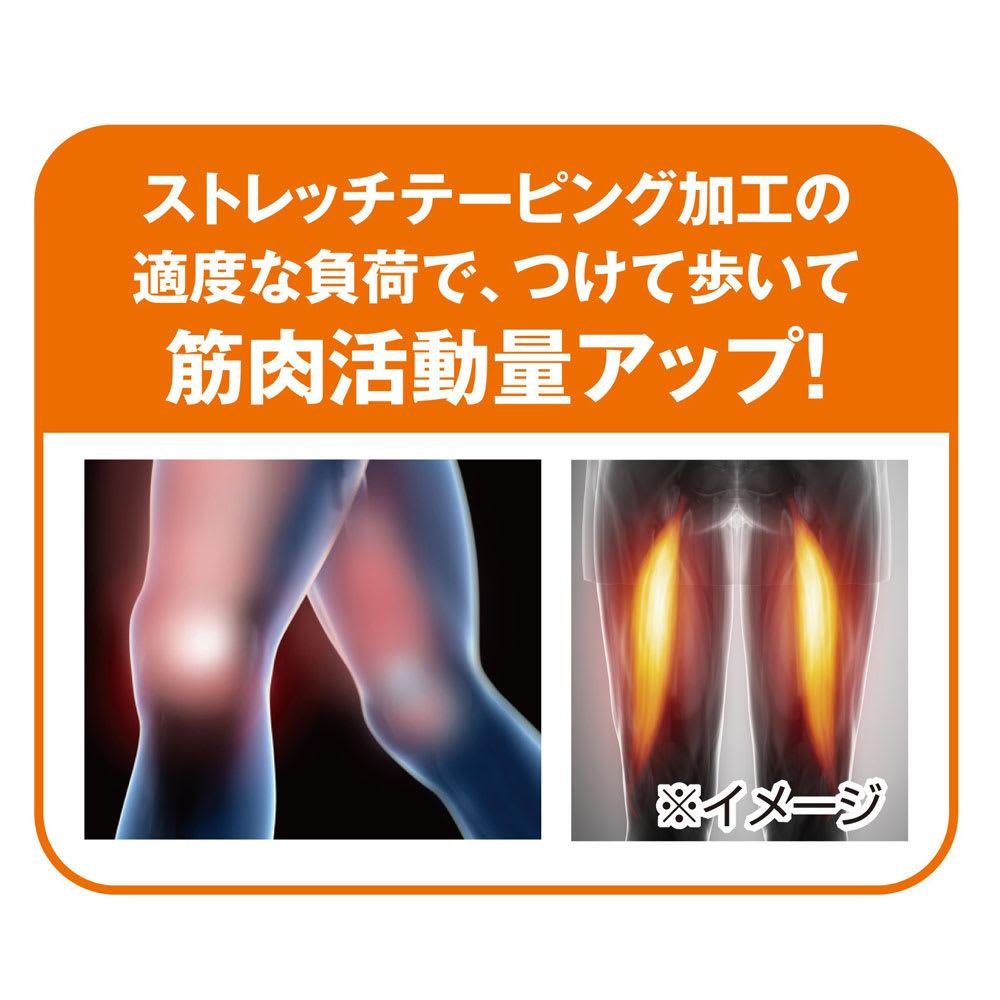 Locox/ロコックス 鍛えるひざサポーター 2枚組