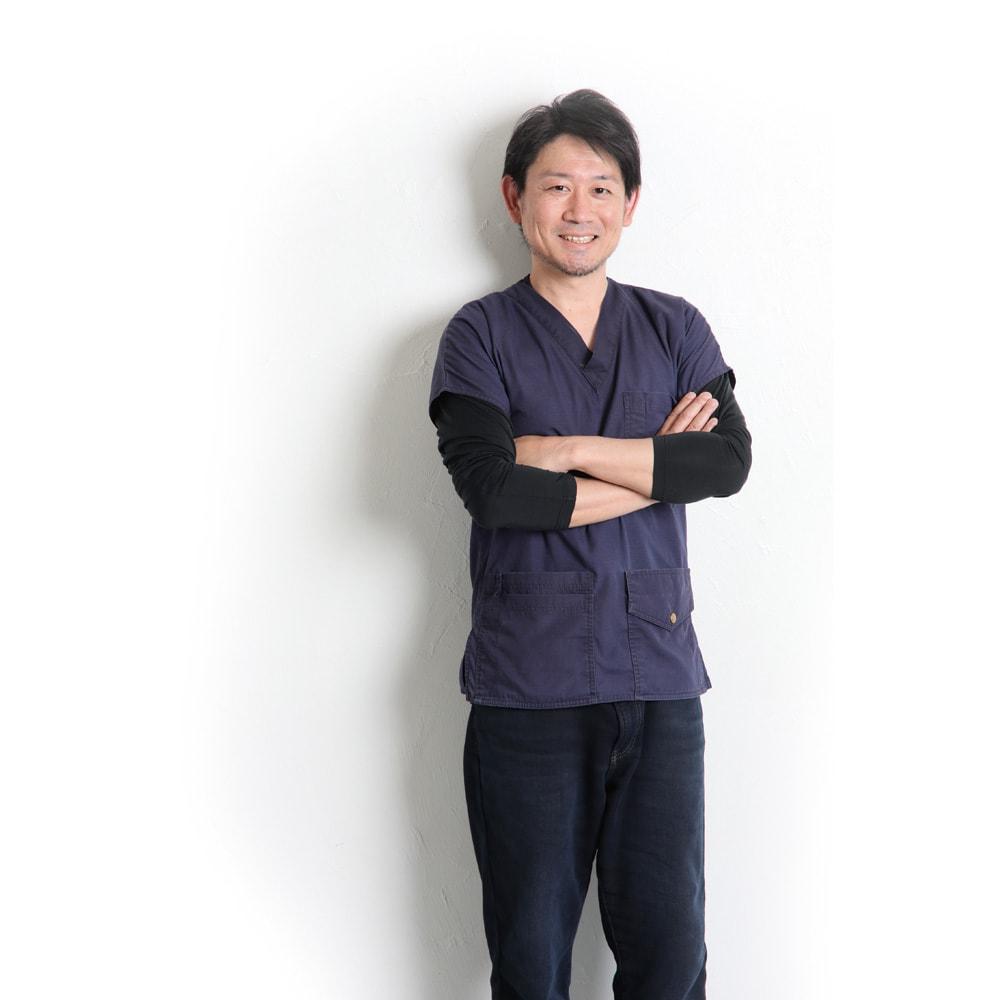 RAKUNA 整体シャーリングバレエシューズ 整体師 斎藤智司さん