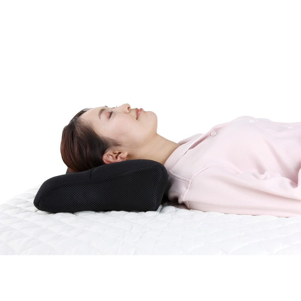 RAKUNA 整体枕 隙間を無くしてピッタリフィット! ※イメージ