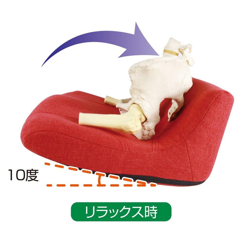 骨盤バランス オッコス(OKKOSU) ※お届けの色はブラウンとなります。