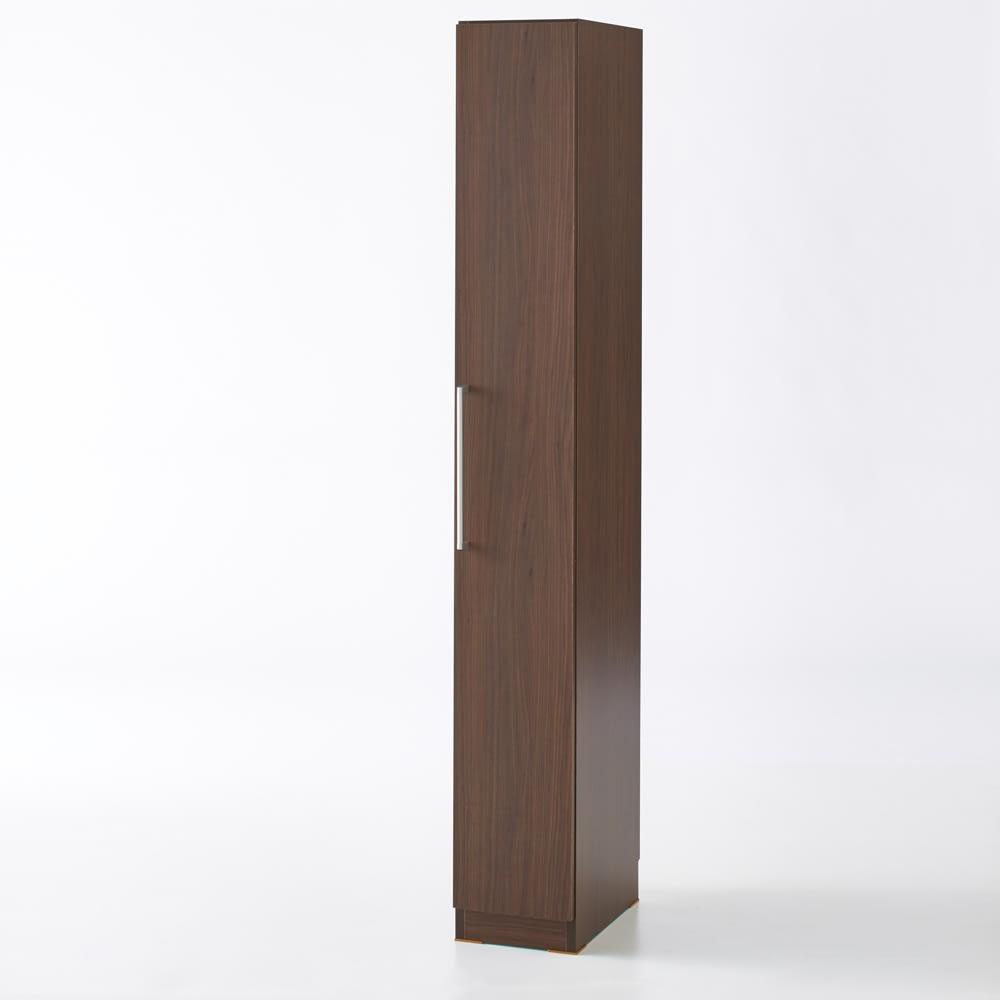 Gillis/ギリス キッチンストッカー 幅25cm奥行42cm高さ180cm ダークブラウン