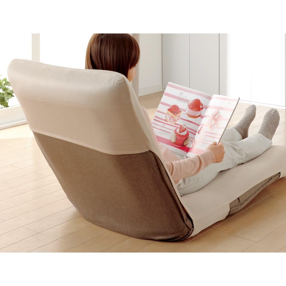 ネオボディサポートチェア幅65cm専用 洗えるさらさらカバー (座椅子カバー) ヘッド・腰部・脚部にかぶせるカバーリングタイプです。