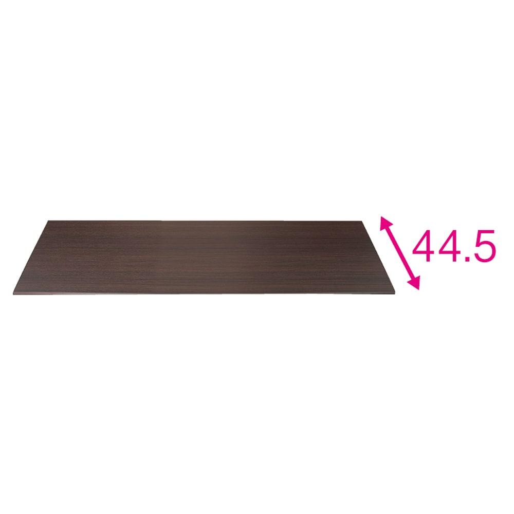 壁面いっぱいに収められるリビングカウンター収納シリーズ 下台 多機能ワゴンタイプ 幅60cm [パモウナ YA-62・YA-69W] 1cm単位で幅オーダーできる天板を取り付けてご使用いただきます。