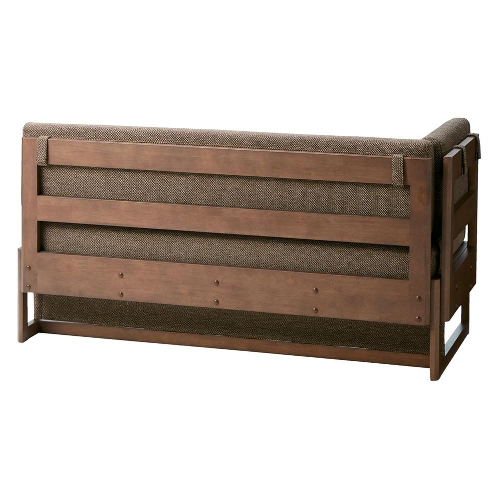 天然木ダイニングこたつテーブル+コーナーソファ お得な3点セット 脚部にも生地をつけて、こたつの熱が逃げない仕様になっています。