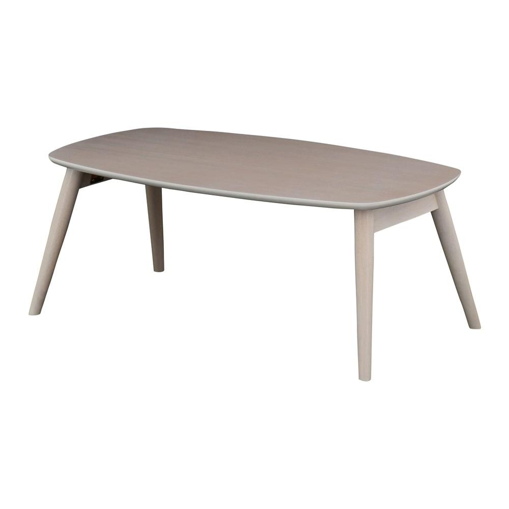 Sereno/セレノ 折れ脚テーブル(VT4090) (ア)ホワイト
