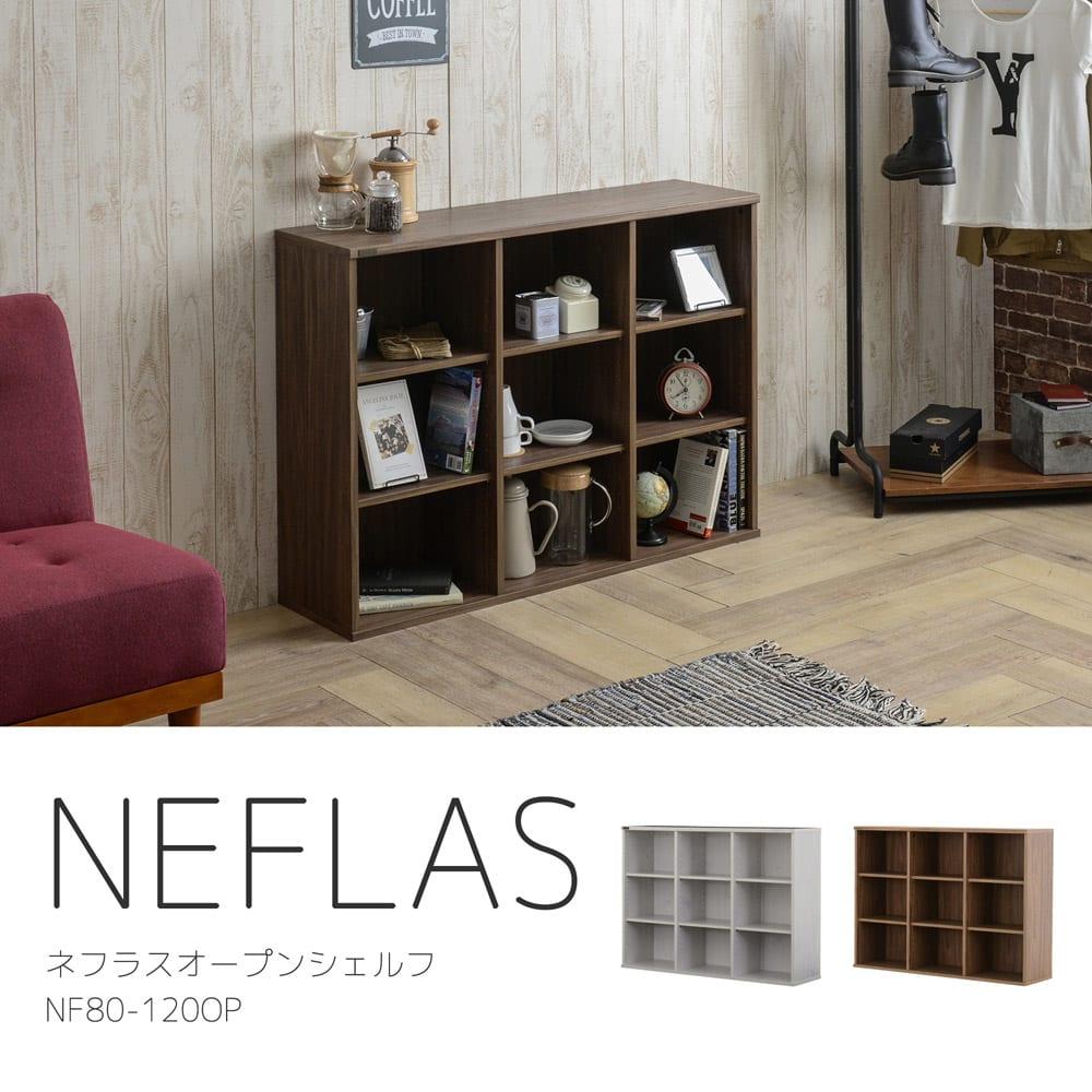 ネフラスシェルフ(NF80-120OP)
