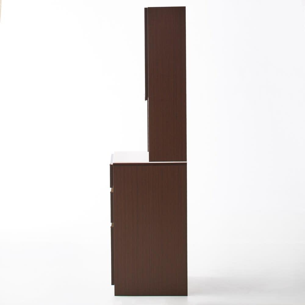 Gaelio/ガエリオ 人工大理石天板 キッチンすき間収納 幅25cm奥行45cm高さ170cm 参考イメージ(写真は幅30cmです)