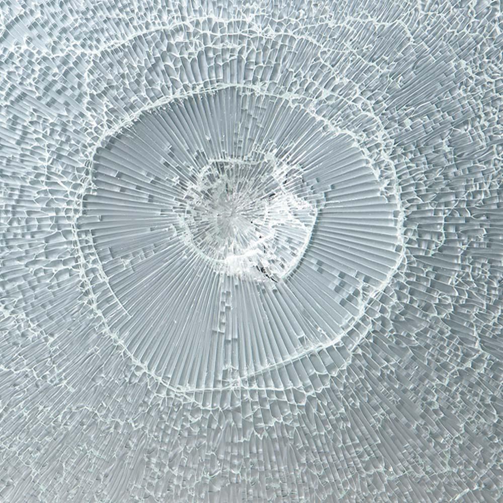 LDK壁面収納(高さ200cm) カップボード ガラス扉 幅58cm ガラスは飛散防止フィルム貼りで安全に配慮。