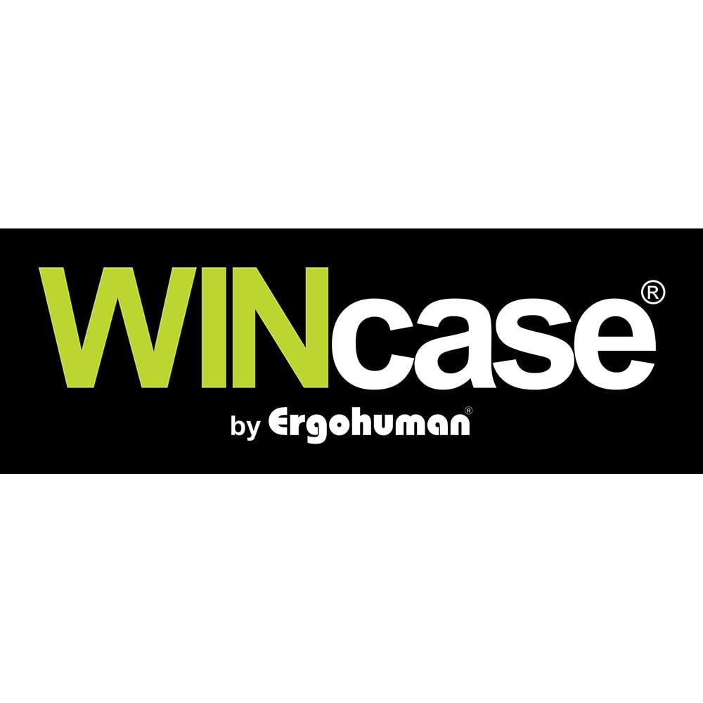 ゲーミングチェア WINcase by Ergohuman Type-R (エルゴヒューマン監修 ウィンケース タイプR)
