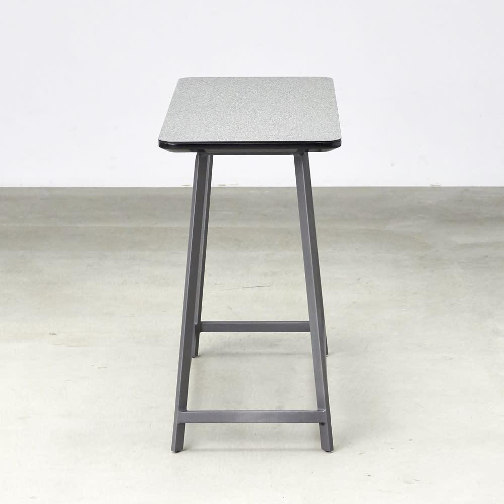 Hellen/ヘレン セラミック調サイドテーブル 角型