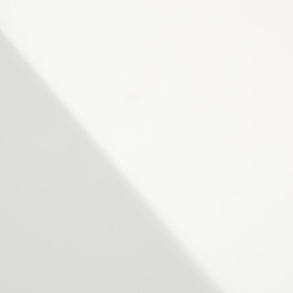 高さが選べるスタンディングデスク 幅120cm高さ90cm 素材イメージ:(ア)ホワイト(※前面は光沢仕上げ)