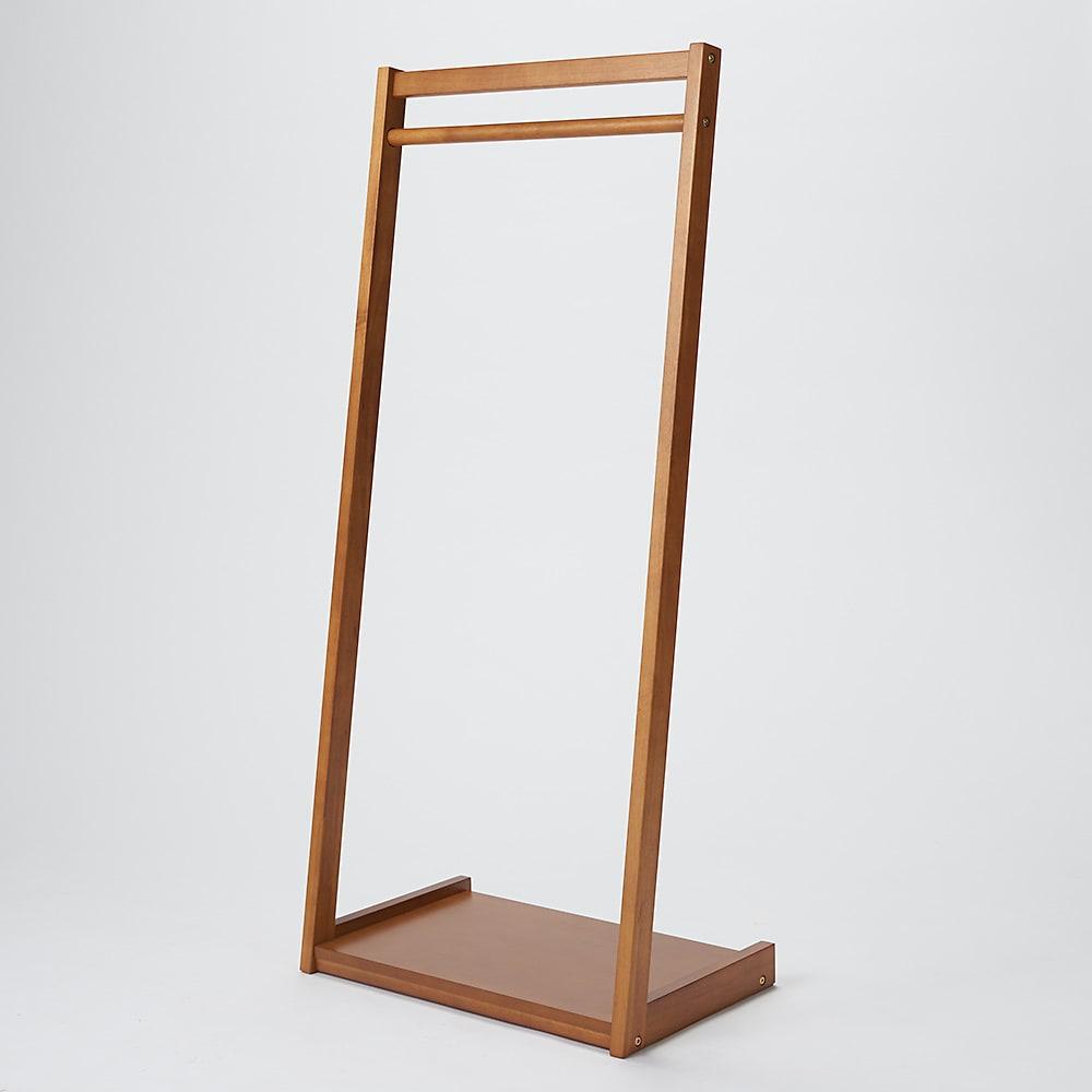 場所を選ばない天然木L型ハンガー 幅50cm 商品完成図:大人2人名で所要時間は約20分になります。