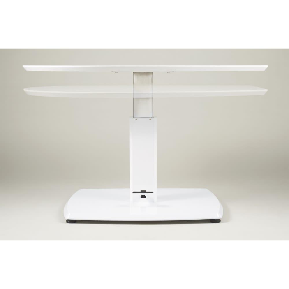 コミュニケーション昇降式テーブル 用途に合わせてテーブルの高さを変えて使えます!(※写真はお届けの色とは異なります)
