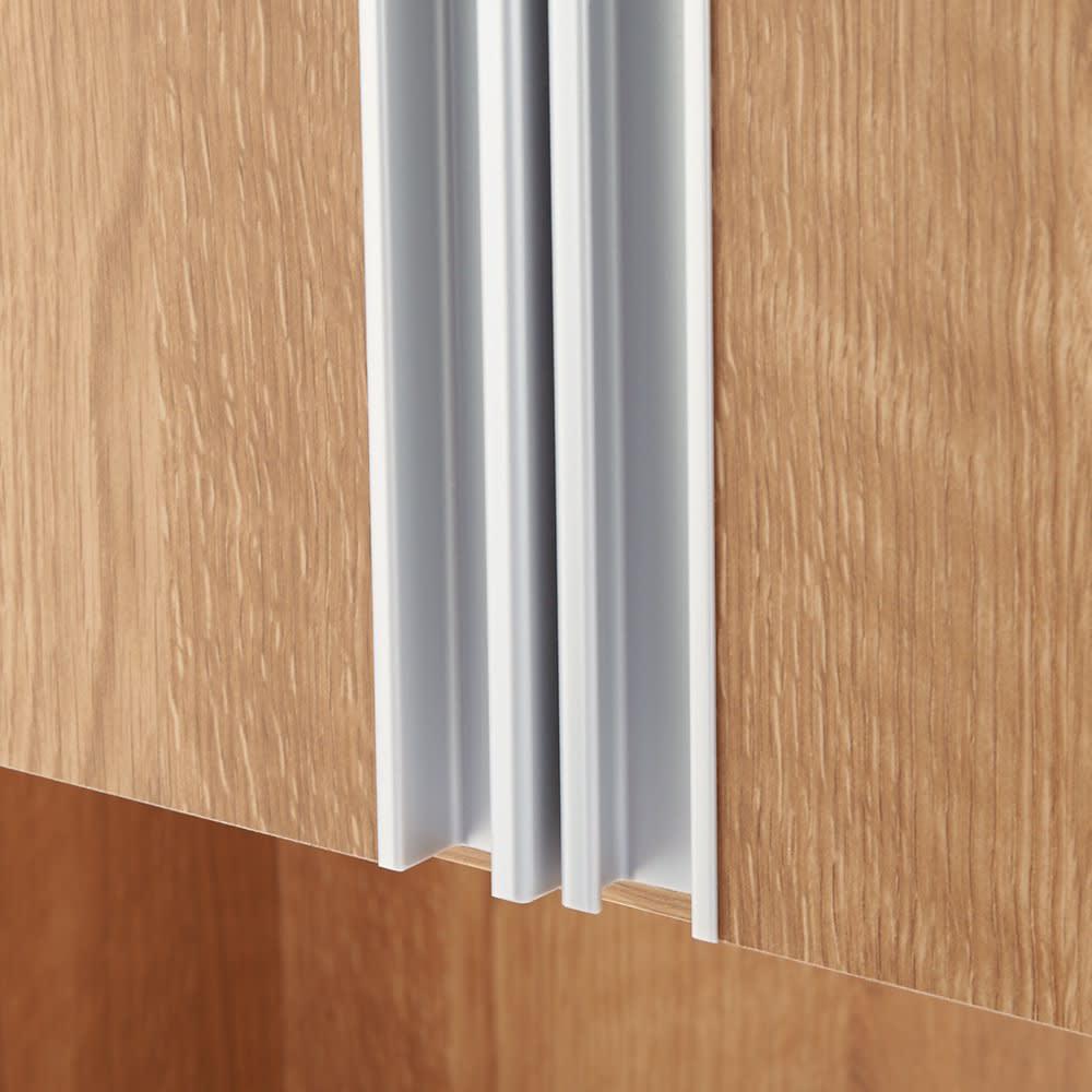 玄関が片付くワゴン付きシューズボックス 幅90cm