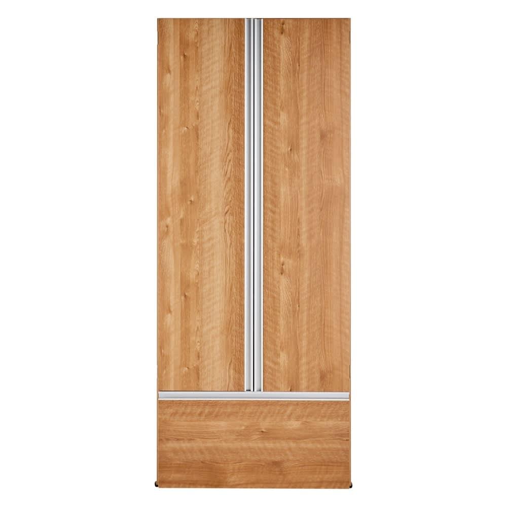 玄関が片付くワゴン付きシューズボックス 幅90cm (イ)ブラウン ※写真は幅75cmタイプです。